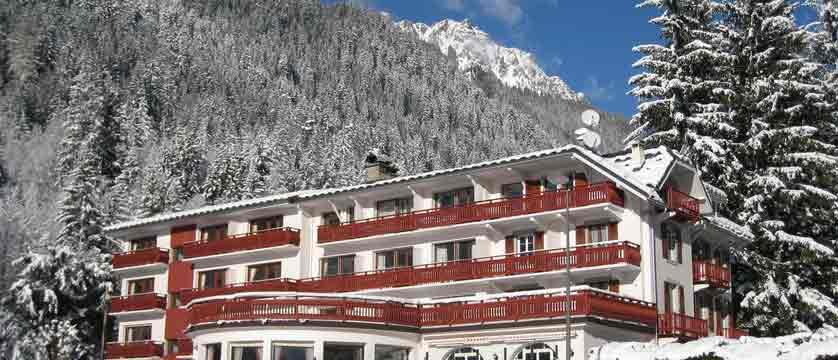 Chalet Hotel Sapiniere exterior 2